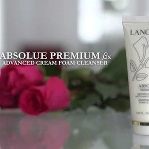 NIB Lancome Absolue Premium BX Cream Foam Cleanser